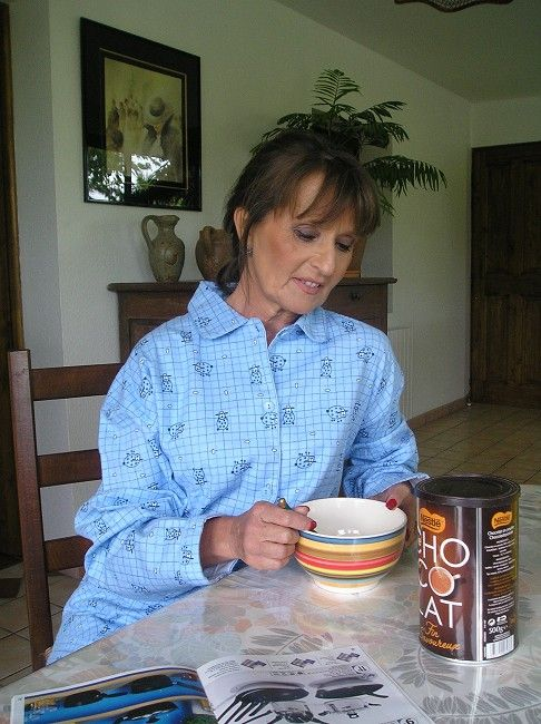 pyjama femme sénior