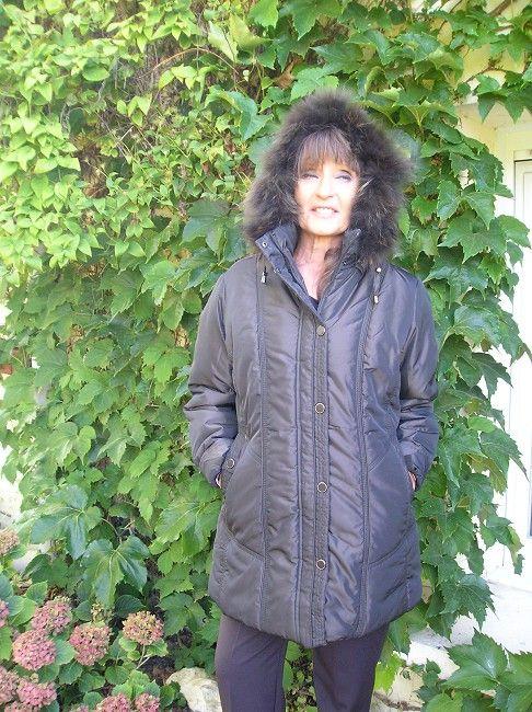 parka sénior automne-hiver