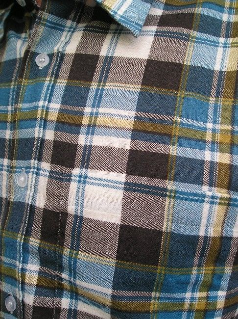 chemise chaude sénior