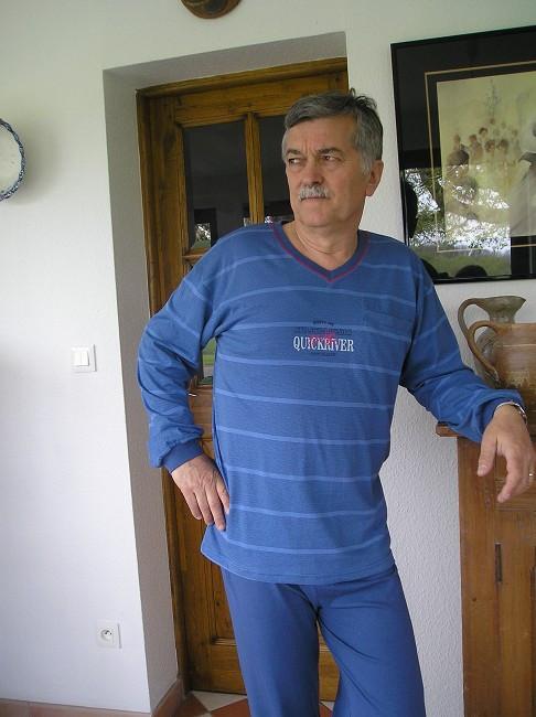 pyjama jogging sénior
