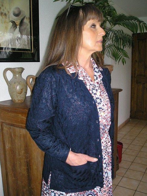 veste légère d'été 3 ème âge