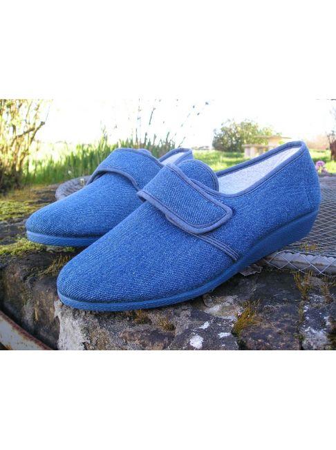 sandale velcro personne âgée