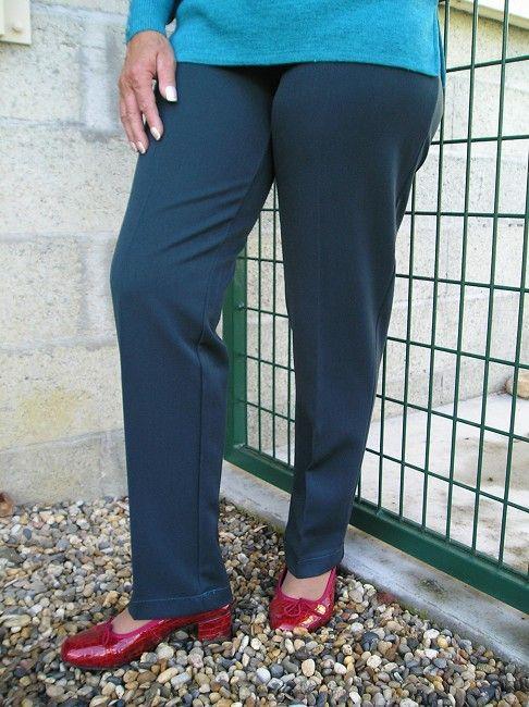 pantalon sénior femme canard