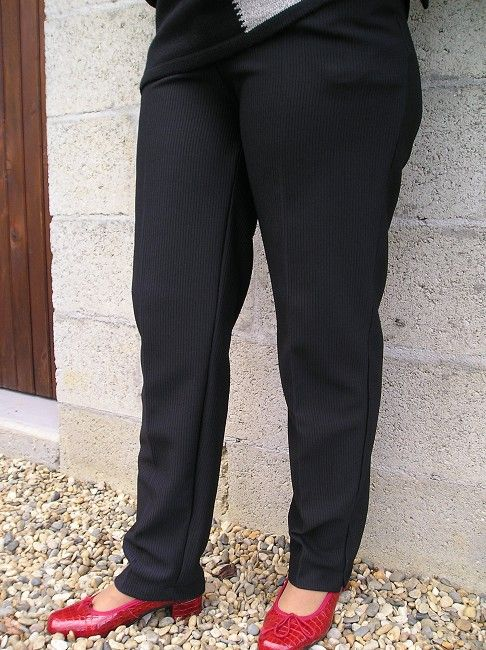 pantalon côte de cheval sénior