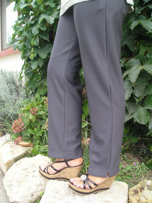 pantalon sénior côte de cheval