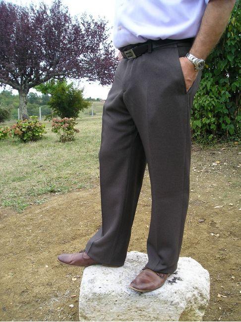 pantalon taille réglable personne âgée