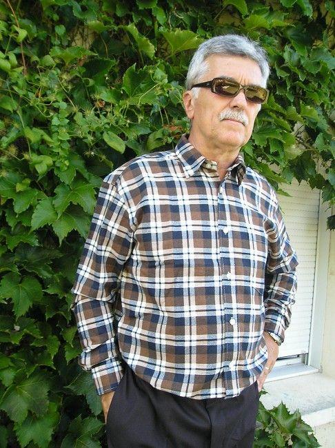 chemise médicalisée sénior