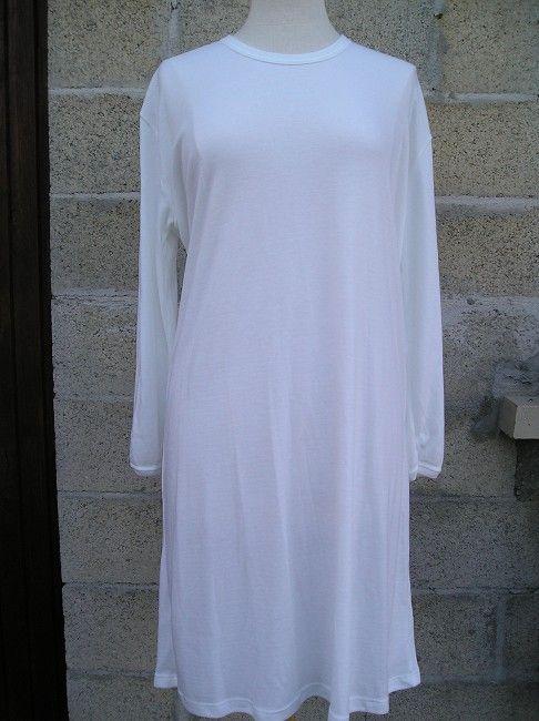 fond de robe coton 3 éme âge