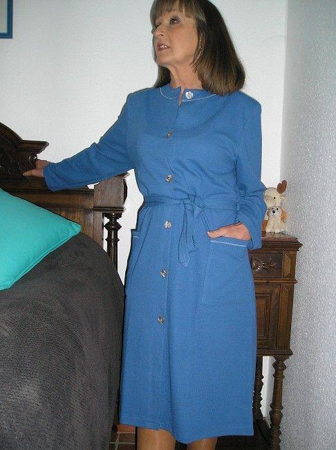 robe de chambre personne âgée
