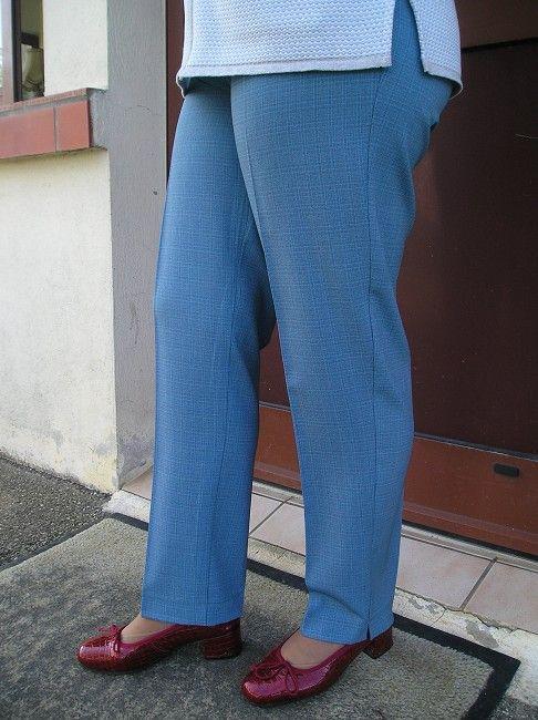 pantalon 3 éme âge