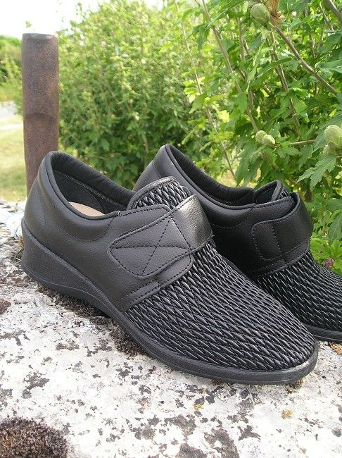 chaussure facile à enfiler sénior
