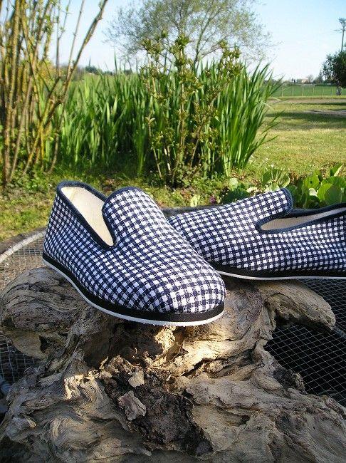 feutre sénior pieds larges