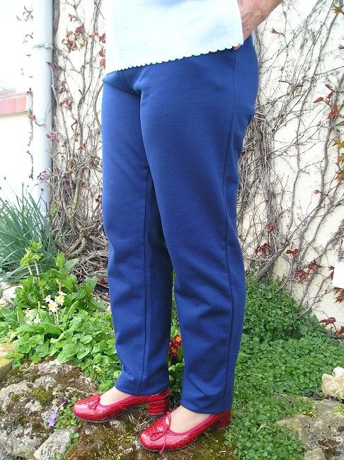 pantalon jogging femme sénior