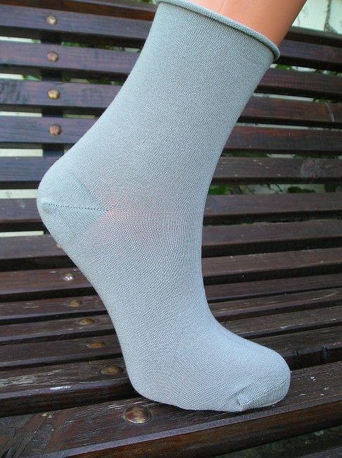 chaussettes écolo personnes âgées