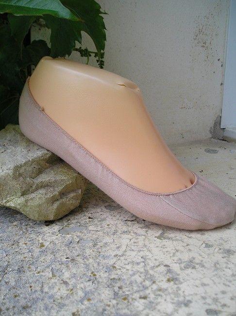 protège-pied coton personne âgée