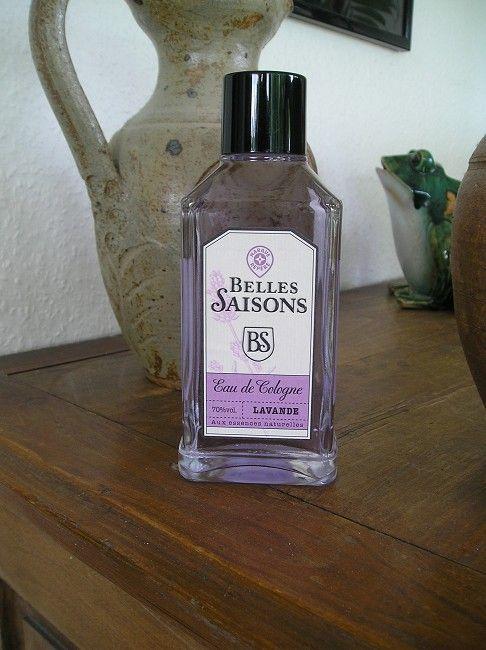 eau de cologne 70° 250 ml lavande