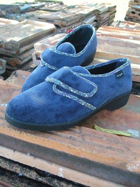 chaussure pratique sénior