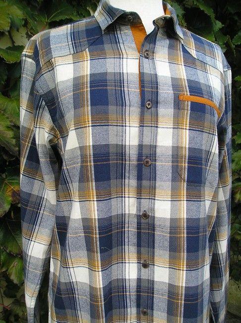 chemise manches longues sénior
