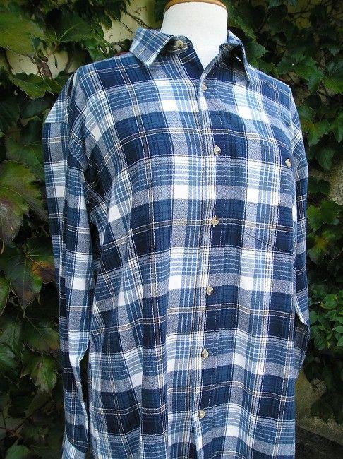 chemise automne-hiver personne âgée