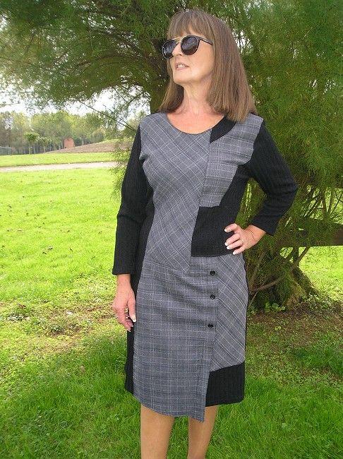 robe automne-hiver sénior