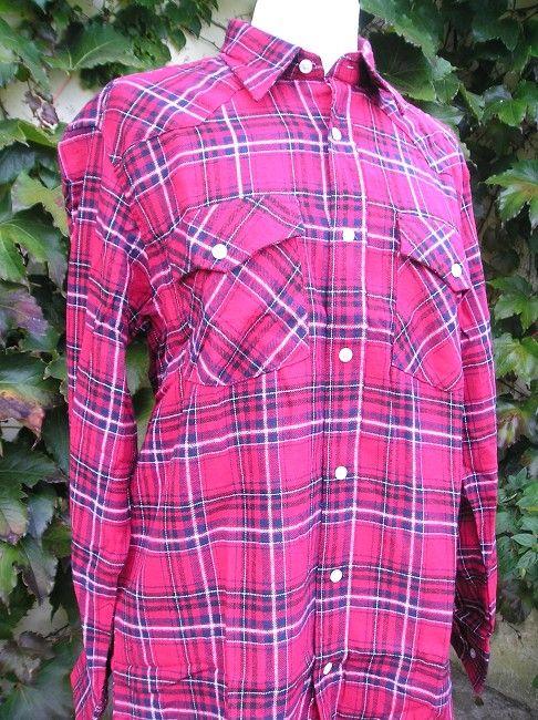 chemise automne-hiver sénior