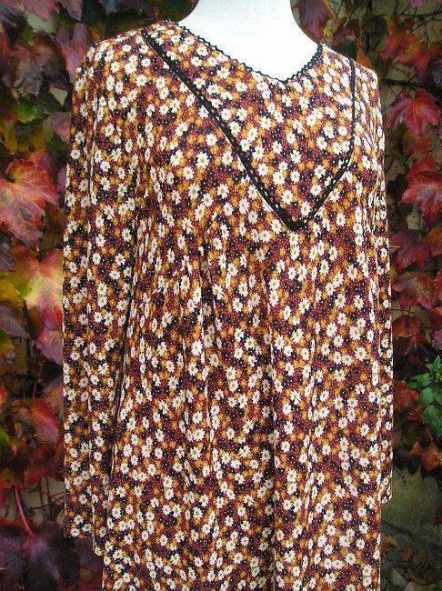 robe sans bouton sénior