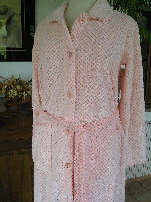 robe de chambre sénior