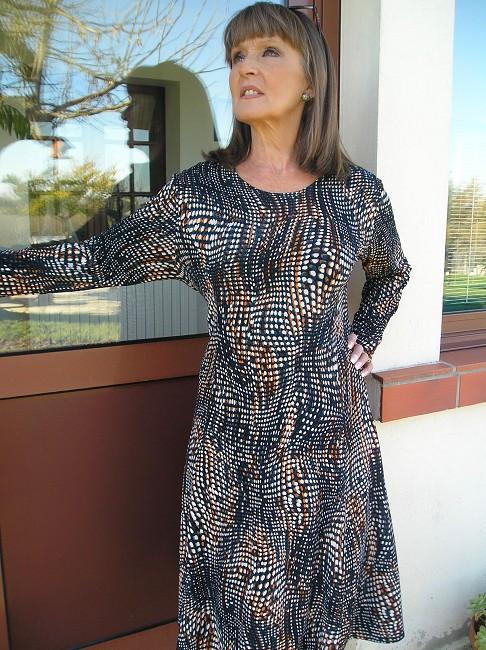 robe sénior allitée
