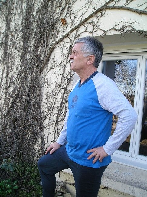 pyjama jogging personne âgée