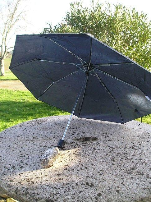mini parapluie personne âgée