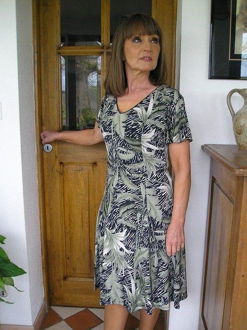 robe housse d'été sénior
