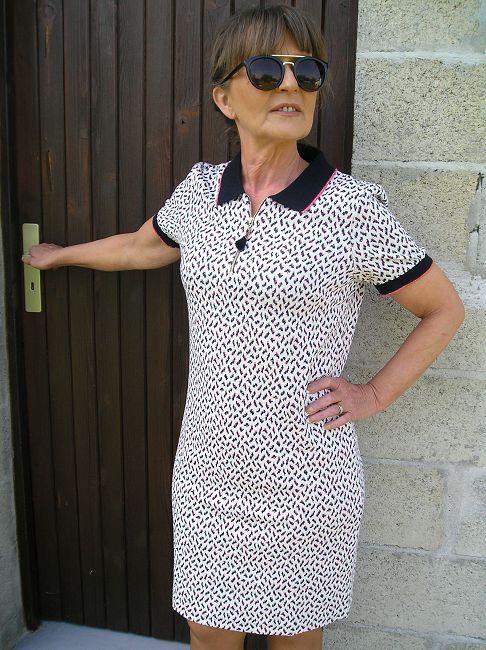 robe personne âgée