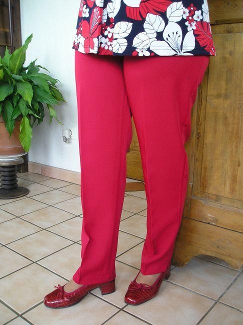 pantalon sénior 100% polyester