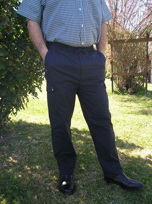 pantalon détente sénior
