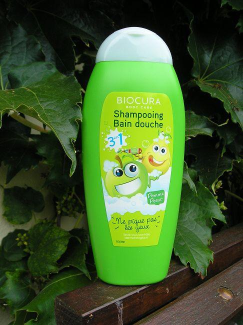 shampooing bain-douche 3 éme âge