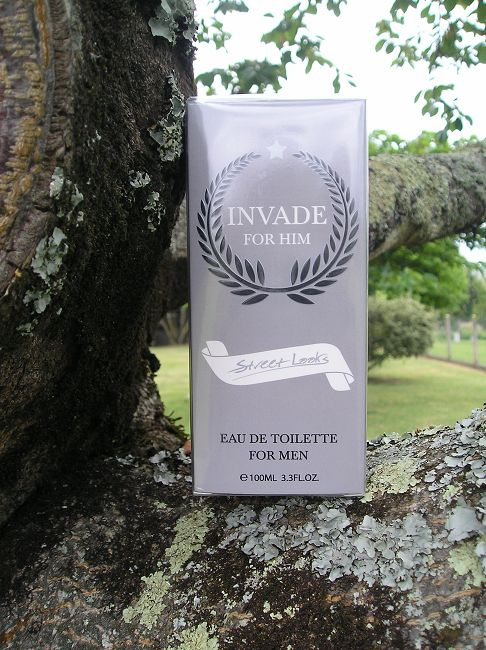 parfum homme sénior