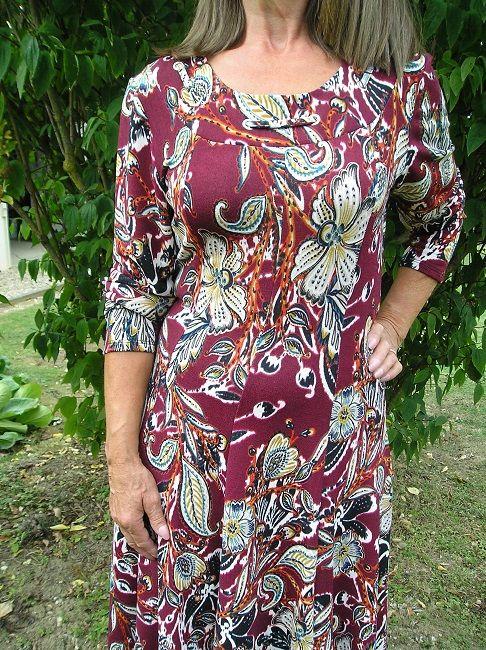 robe housse sénior