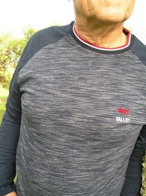 tee-shirt manches longues sénior