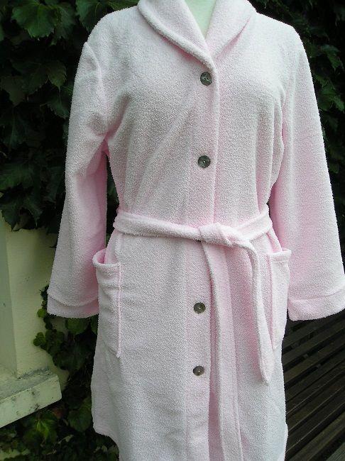 robe de chambre courte femme sénior