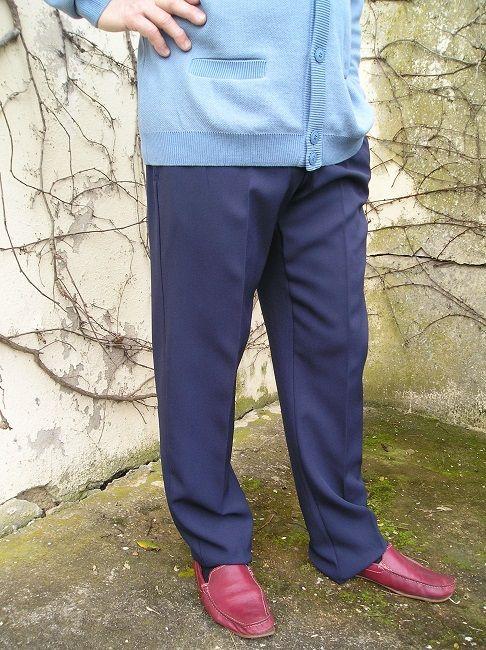 pantalon homme 3 ème âge